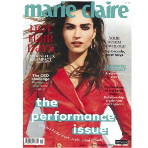 Marie Claire Front cover May 2018