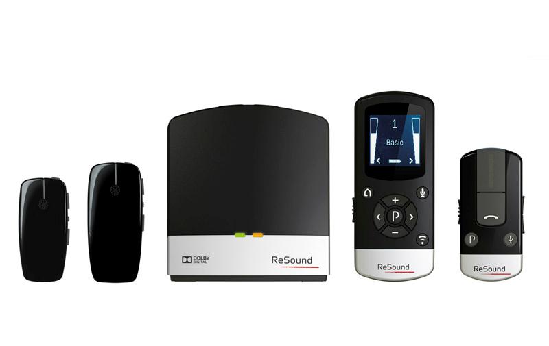 ReSound wireless accessories line up