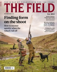 The field front cover