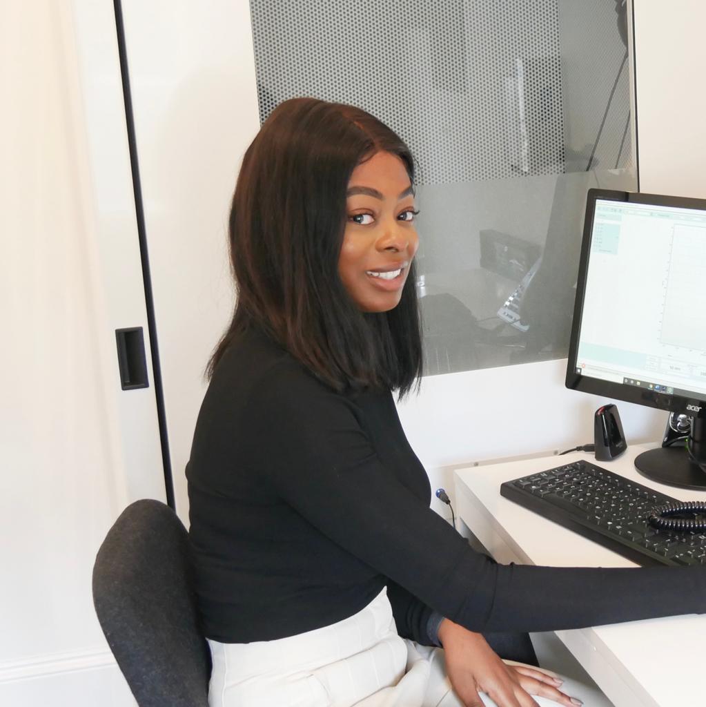 Pebbles Oladipo Employee Photo