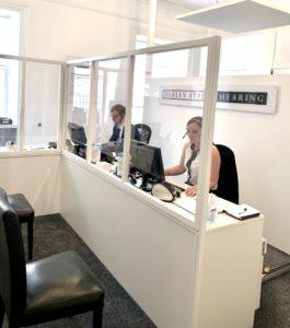 Harley street admin office