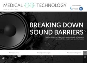 breaking down sound barriers